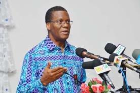 Pascal Irenée KOUPAKI, ancien Premier Ministre du Bénin.